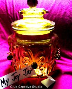 Club Creative Studio- Joy Jar Creation