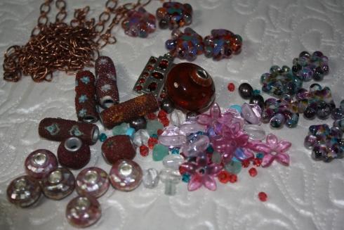 Bead Soup 7 Challenge Beads