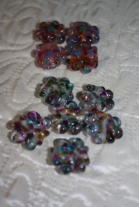 Hand-made Glass Beads